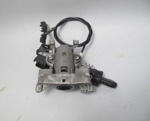 2000-2003 BMW E39 5-Series E38 Steering Ingition Lock Switch Cylinder w Key OEM - 20575