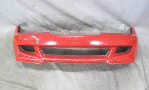1998-2002 BMW Z3 ///M Roadster Coupe Factory Front Bumper Cover Trim Imola Red - 20627