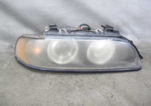 2001-2003 BMW E39 5-Series Late Model Right Front Headlight Lamp Xenon White OEM - 20658