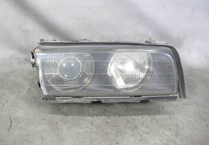 1995-1997 BMW E38 7-Series Early Right Front Xenon Headlight Lamp Glass Lens OEM - 20680