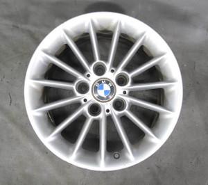 "BMW E39 5-Series 16"" 16x7 Style 48 15 Radial Spoke Alloy Wheel 1997-2003 OEM - 20700"