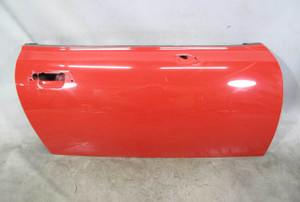 1996-2002 BMW Z3 Roadster Coupe Right Passeng Exterior Door Shell Imola Red - 20701