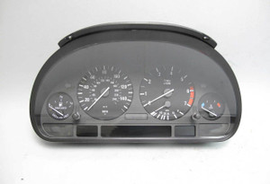 96-00 BMW E38 7-Series 740i 750iL X5 Early Instrument Gauge Cluster Panel OEM - 20703