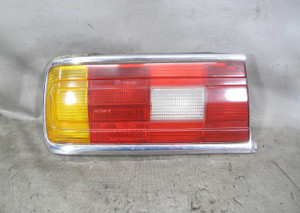 Damaged 1977-1981 BMW E12 528i 530i Sedan Late Left Drivers Rear Tail Light OEM - 20726