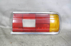 Damaged 1977-1981 BMW E12 528i 530i Sedan Late Right Passeng Rear Tail Light OEM - 20727