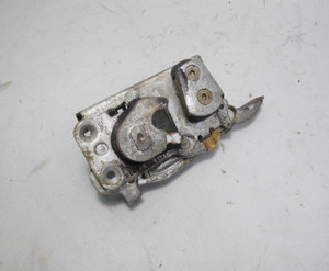 1977-1981 BMW E12 5-Series Late Model Right Front Door Latch Lock Catch OEM - 20753