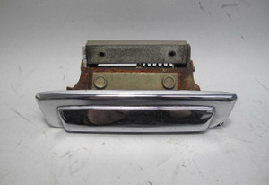 1975-1981 BMW E12 5-Series Right Rear Passenger Exterior Door Handle Chrome OEM - 20774