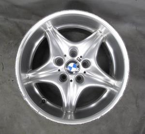 """BMW Z3 M Roadster Coupe 17"""" x 9"""" Style 40 Roadstar Alloy Wheel Rear 1998-2002 OE - 20823"""