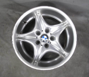 """BMW Z3 M Roadster Coupe 17"""" x 9"""" Style 40 Roadstar Alloy Wheel Rear 1998-2002 OE - 20824"""