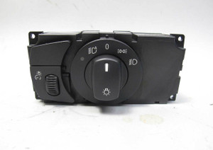 2006-2010 BMW E60 M5 E63 M6 Headlight Lighting Control Switch E64 OEM - 20868