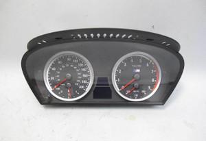 BMW E60 M5 E63 M6 Instrument Gauge Cluster Panel MPH Speedo Tach 118K 2006-2010 - 20881