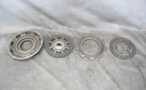 2006-2010 BMW E60 M5 E63 M6 S85 Clutch and Pressure Plate Set for SMG Trans OEM - 20912