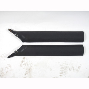 1999-2002 BMW Z3 Coupe Black Cloth A-Pillar Trim Covers Left Right Pair Genuine - 20968