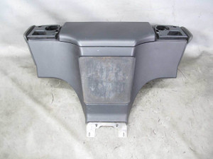 BMW Z3 Roadster Rear Console Speaker Housing Box Black Roll Bars 1997-1999 OEM - 20978