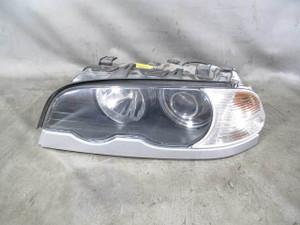 2000-2001 BMW E46 3-Series 2door Left Front Driver's Xenon Headlight Lamp OEM - 20990