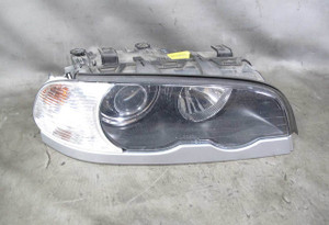2000-2001 BMW E46 3-Series 2door Right Front Passengers Xenon Headlight Lamp OEM - 20991