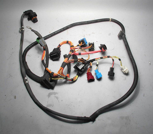 Outstanding Transmission Wiring Harness Simple Wiring Diagrams Wiring 101 Capemaxxcnl