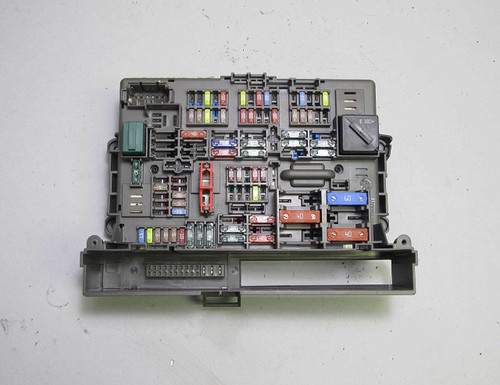 2011 m3 fuse box diagram
