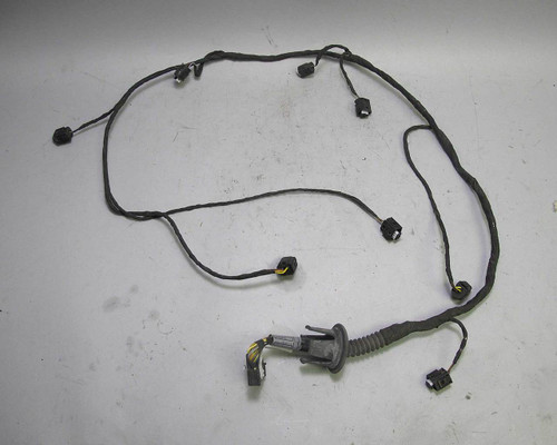 bmw e63 e64 6 series rear bumper wiring harness for parking distance rh prussianmotors com