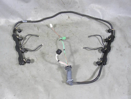 BMW N62N N62TU 4.8L V8 E60 E63 Ignition Coil Wiring Harness 2006-2010 USED OEM