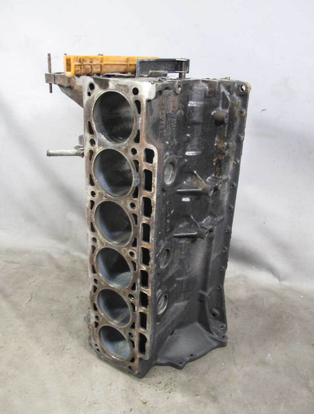 1972-1978 BMW M30B30 M30 3.0L 6-Cyl Engine Housing Cylinder Block E3 E12 E24 OEM - 20900