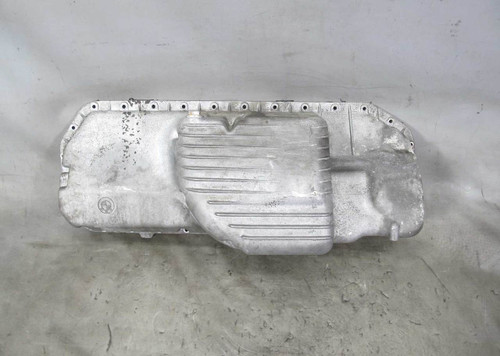 1970-1981 BMW M30 6-Cylinder Engine Oil Pan Sump Aluminum Genuine E3 New Six E12 - 20902
