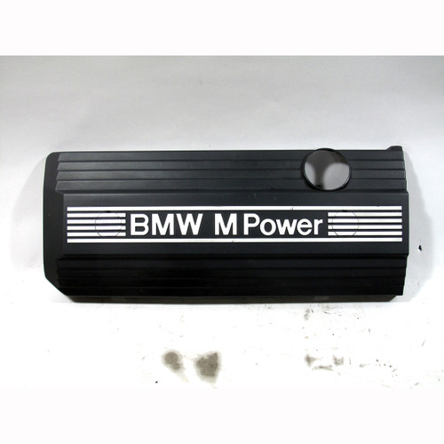 BMW S52 Plastic Engine Coil Cover ///M Power E36 M3 Z3 M3.2 1996-2000 USED OEM - 21197