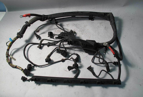 bmw z3 2 3 2 8 roadster coupe m52tu engine wiring harness 1999 2000 rh prussianmotors com BMW Stereo Wiring Harness BMW R80 Wiring Harness