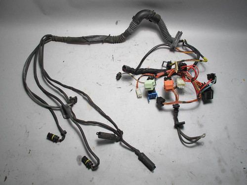 bmw z3 roadster coupe m54 5 speed manual trans wiring harness 2001 rh prussianmotors com BMW Wiring Harness Chewed Up bmw z3 stereo wiring harness