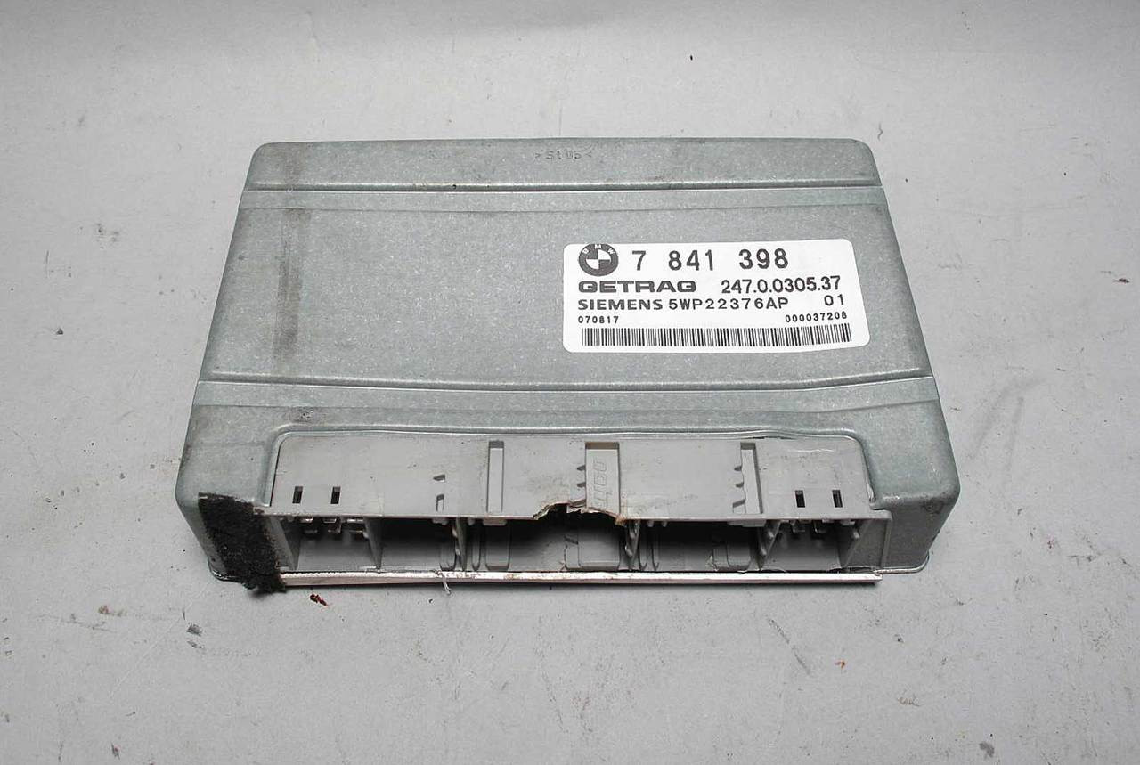 Bmw E60 M5 E63 M6 Smg Sequential Manual Transmisison Control Module And Abs Wiring Diagram Egs Tcu Used Img