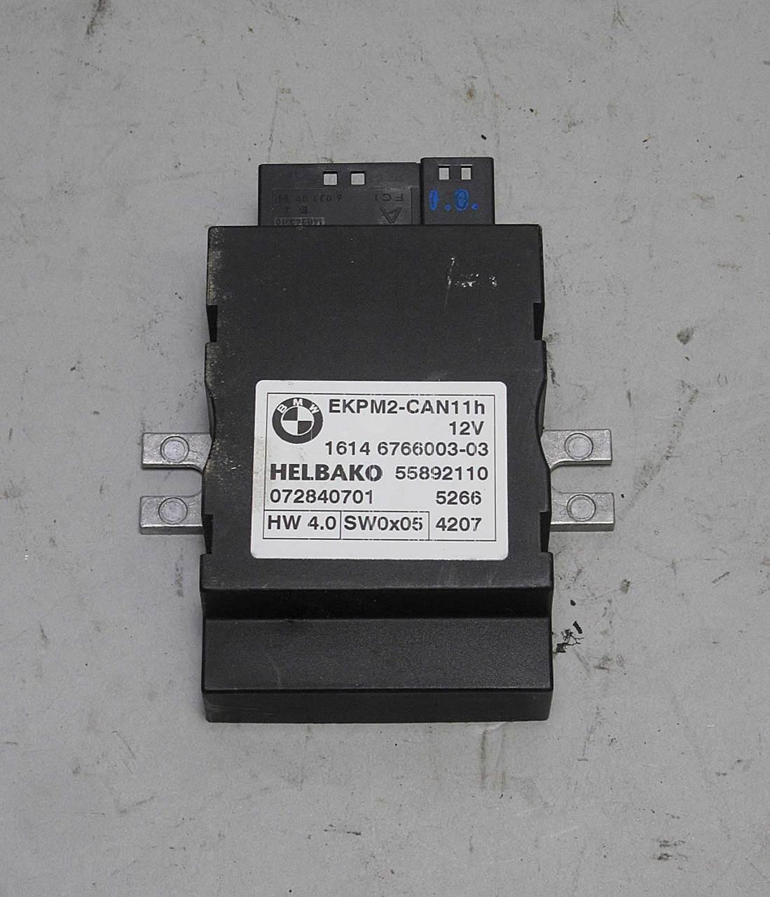 Bmw Z4 Hard Top: BMW E83 X3 E85 E86 Z4 Fuel Pump Controller Unit Relay