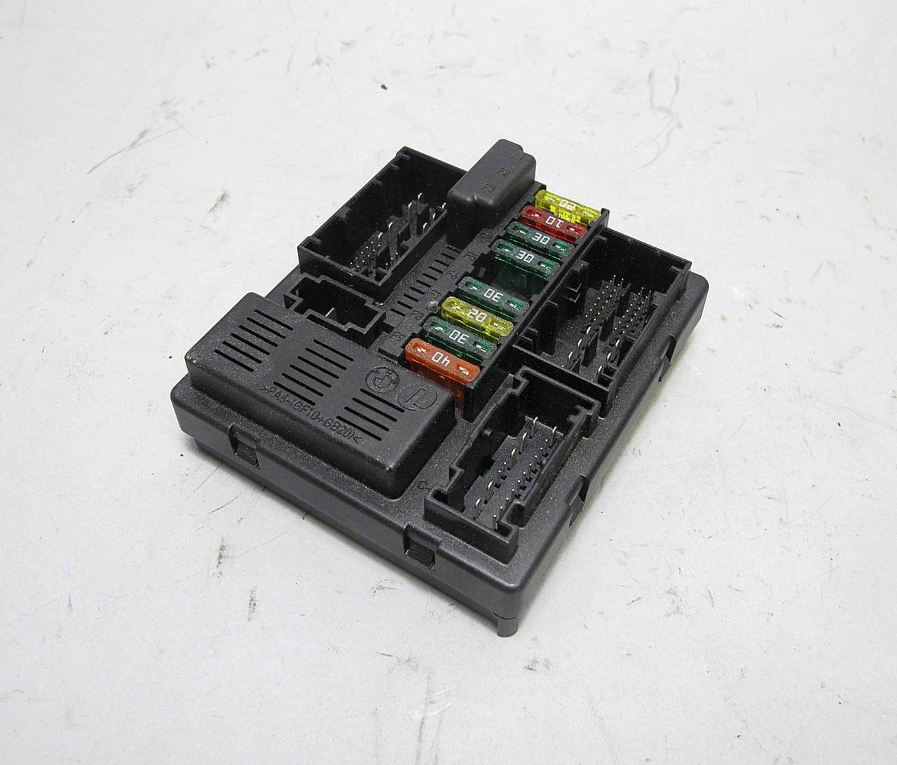 bmw z4 x3 3 0i under hood fuse box electrical distribution module rh  prussianmotors com