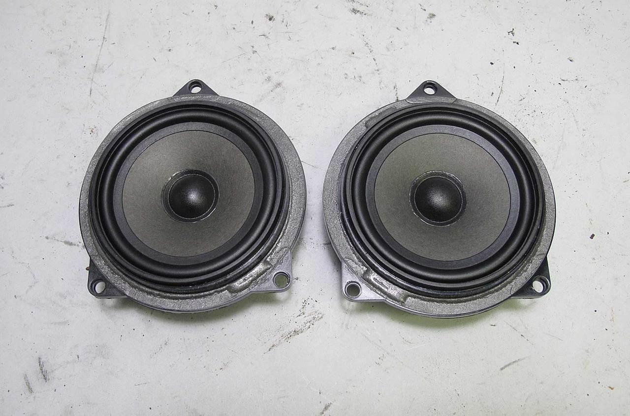 BMW ... & BMW E90 3-Series 1-Series Factory Standard Front Door Speaker Pair ...