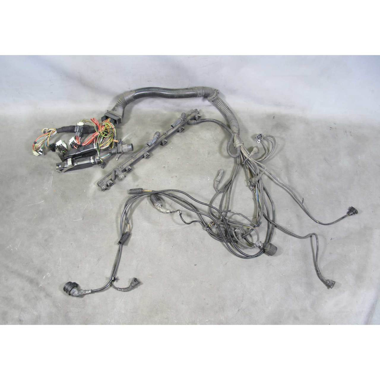 1997 Bmw 528i Wiring Harness Electrical Diagrams E39 M52 6 Cylinder Engine For Auto 2000