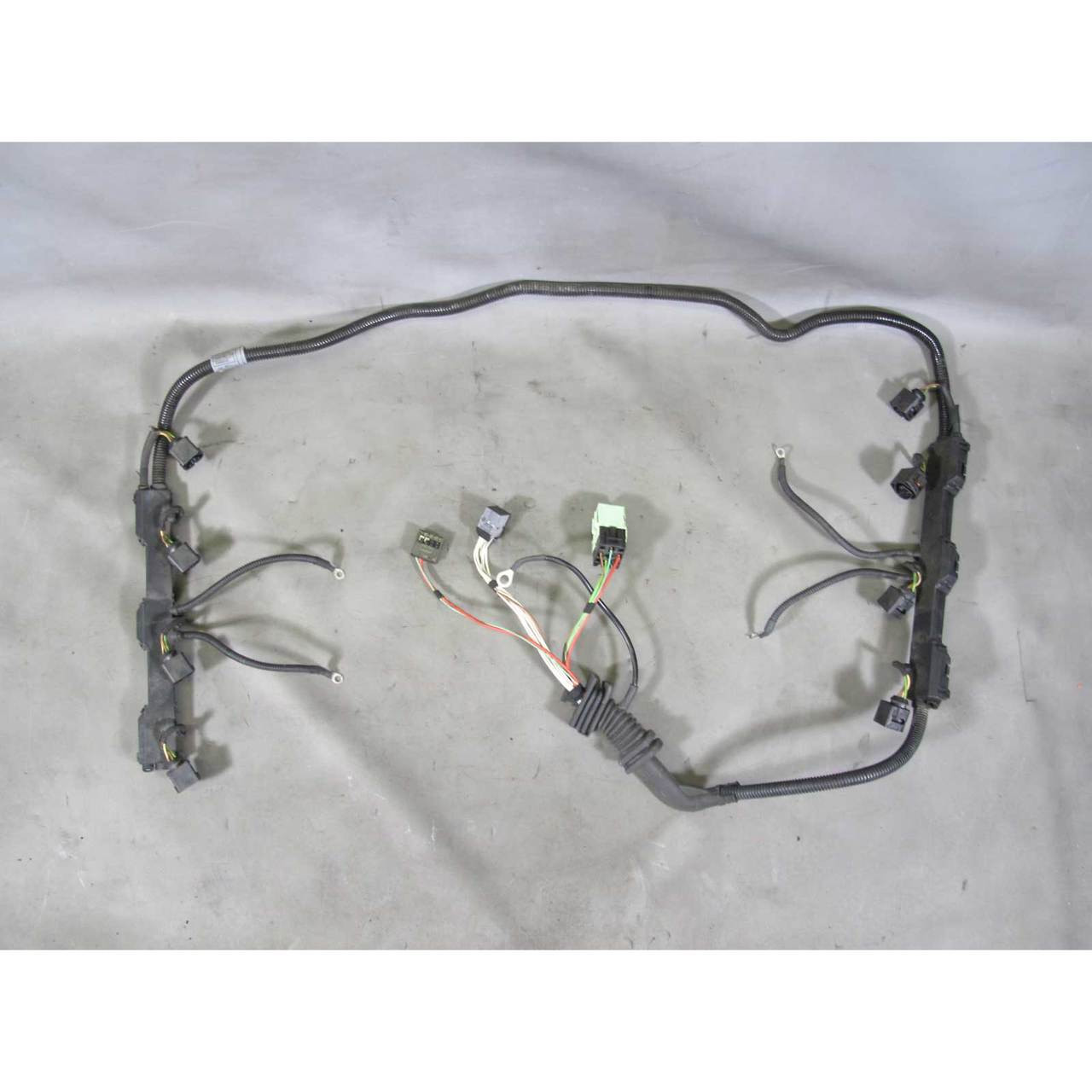 2007-2010 BMW E70 X5 4.8i N62TU V8 Ignition Coil Wiring Harness USED on bosch wire harness, chrysler wire harness, kawasaki wire harness, gmc wire harness, caterpillar wire harness, automotive wire harness, tesla wire harness, chevrolet wire harness, vw wire harness, mercury wire harness, sony wire harness, alpine wire harness, dodge truck wire harness, mclaren wire harness, corvette wire harness, mopar wire harness, freightliner wire harness, nissan wire harness, ford wire harness, daihatsu wire harness,