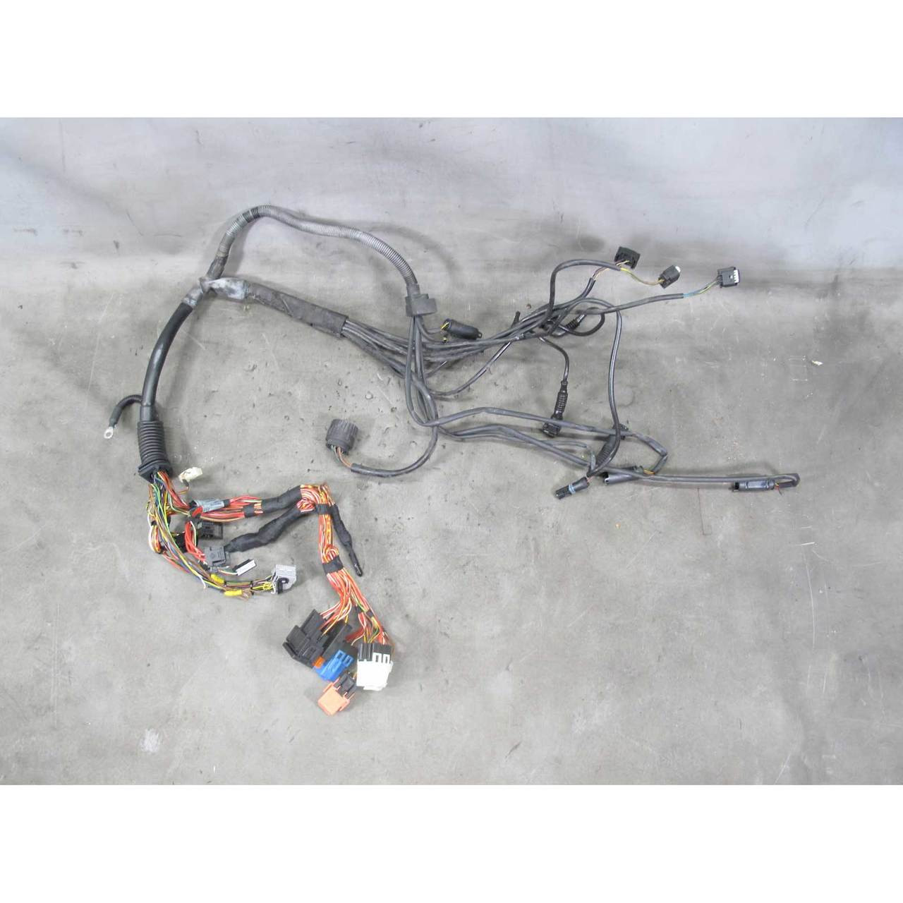 2001 2003 Bmw E46 M3 Early Sequential Manual Smg Transmission Wiring 2005 Engine Schematics And Parts Diagram Car Harness Oem