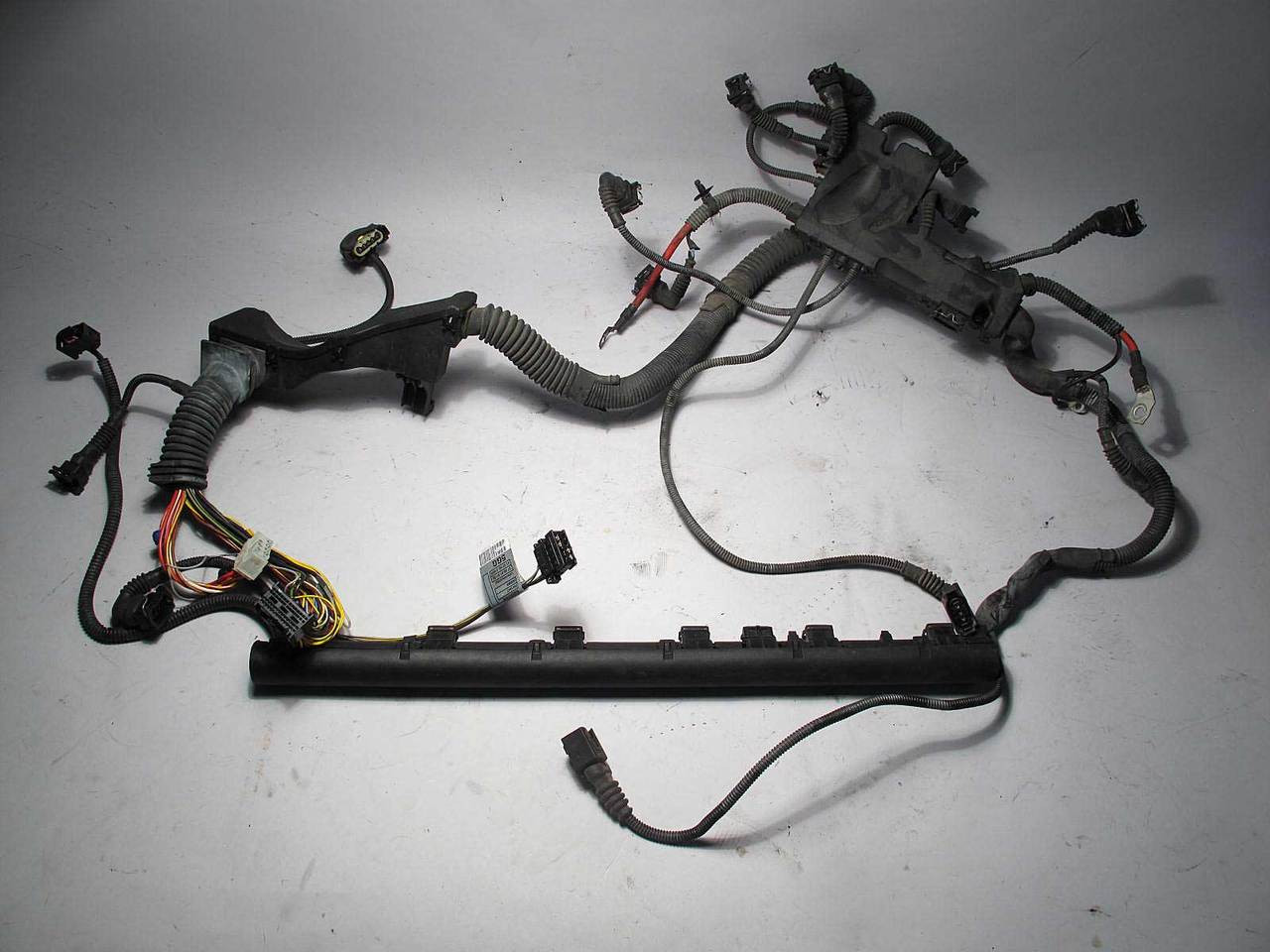 E46 Engine Wire Harness Wiring Library Mercedes W140 Fuel Injection Oem Cables Cabling Bmw M3 M S54 Complete 2001 2004 Used