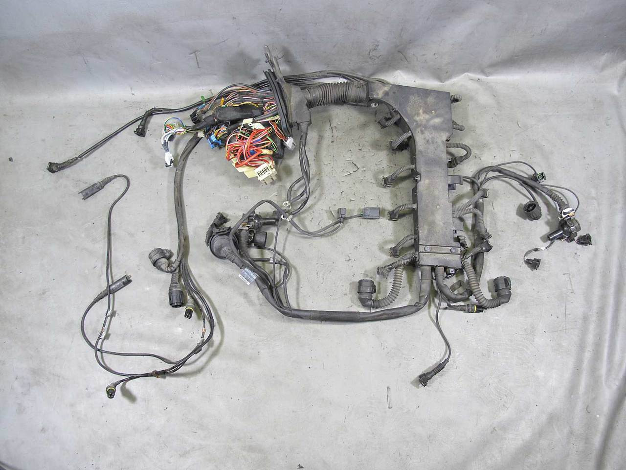 ... Engine Wiring Harness Complete 1999-2001 img · BMW ...