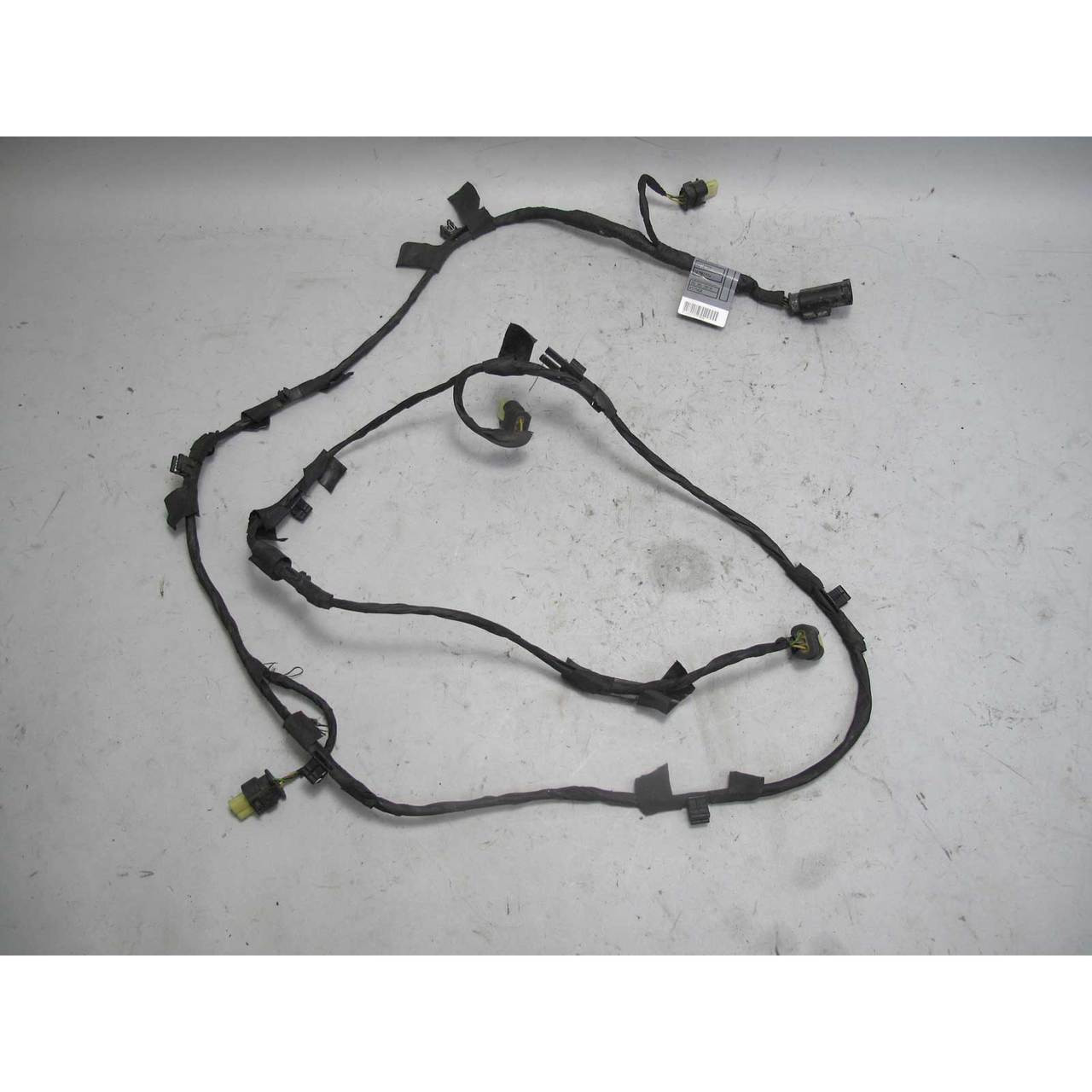 2010 2017 Bmw F07 5 Series Gran Turismo Gt Front Bumper Wiring Harness For