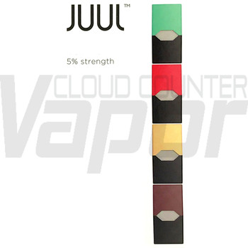 Juul flavor Pods by Pax Labs
