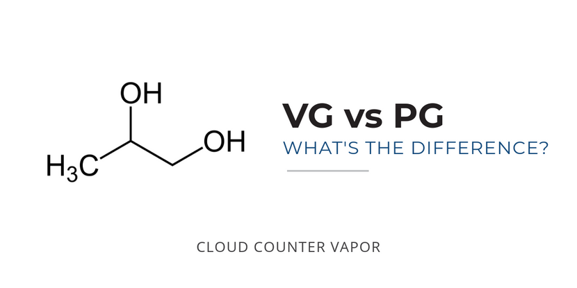 VG vs PG - What's The Difference In Your Vape Juice Ratios?