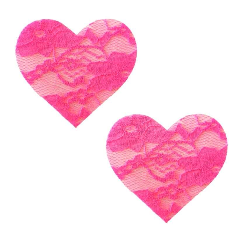 Heart Pasties