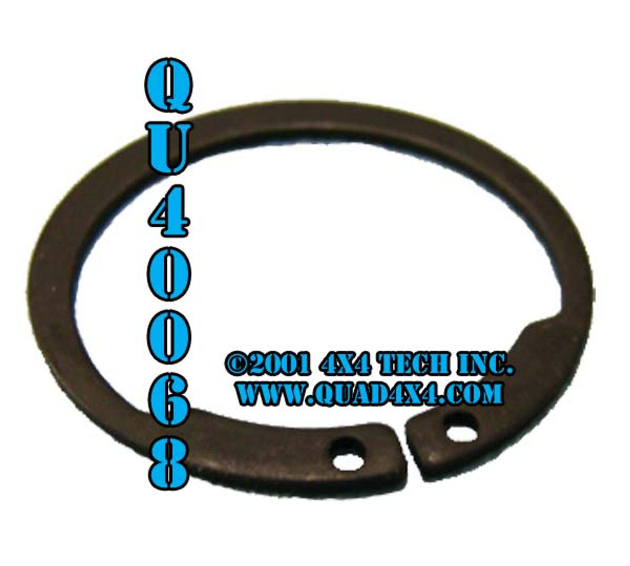Axle Snap Ring: Omix-ADA® 18670 35 – Autocars