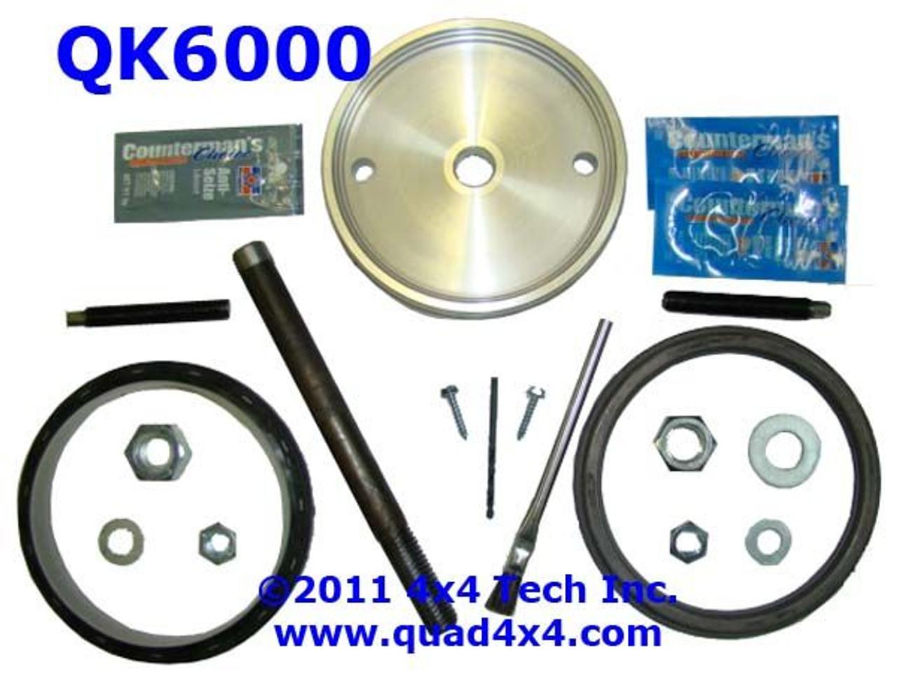 QK6000 Cummins Diesel Rear Mainshaft Seal Installer Kit