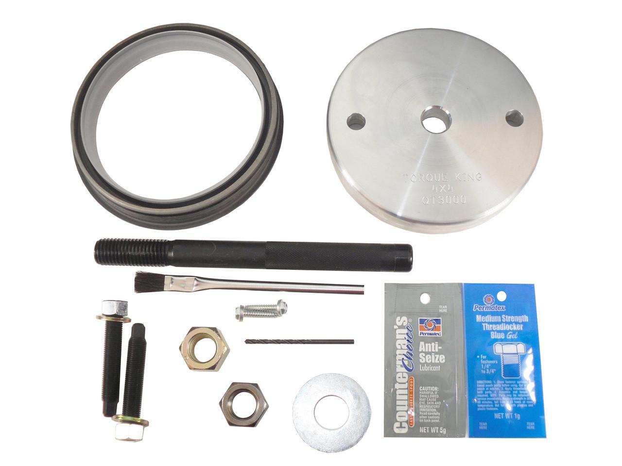 QK6000 Cummins Rear Crankshaft Seal and Tool Kit for 5.9L & 6.7L Ram