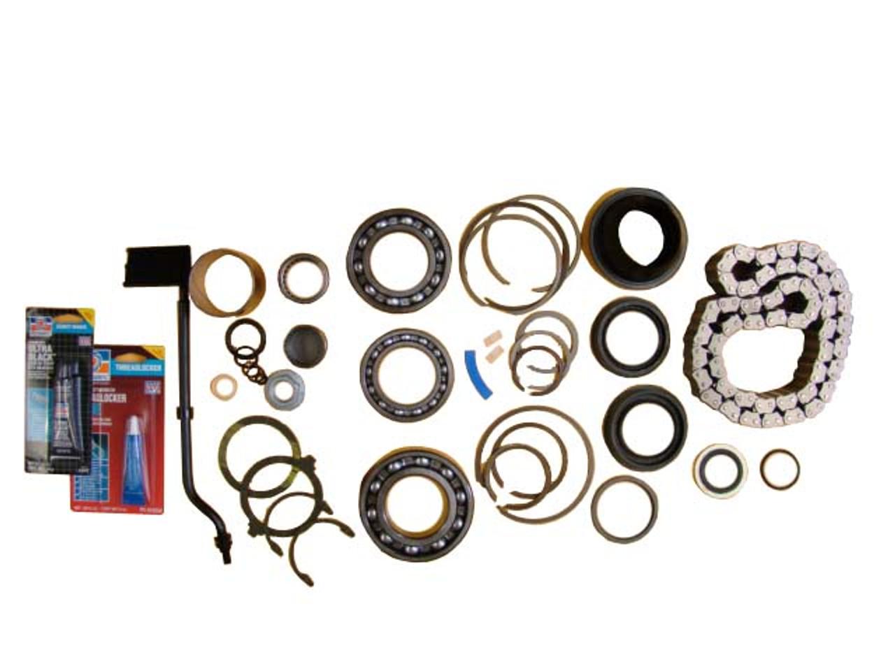 TK2118 NV273D Transfer Case Master Overhaul Kit 2003-2012 Ram