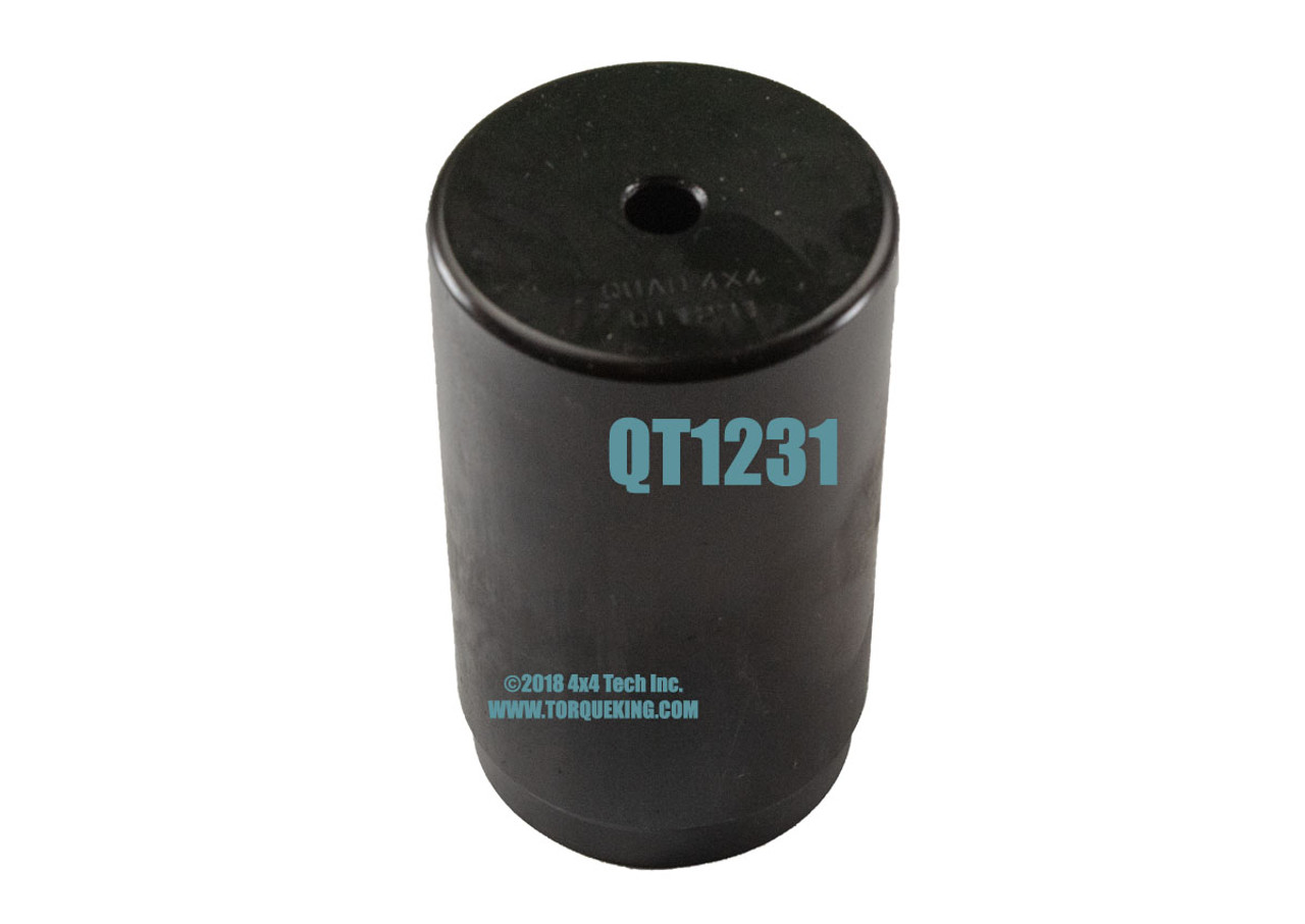 QT1231 Lower Ball Joint Removal Receiver for 2013-2018 AAM 925 Front Axles