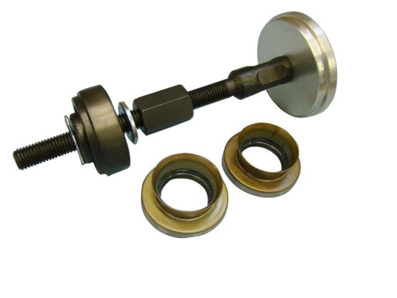 Dana 60 Front Inner Axle Tool And Seal Kit For 7597 Qk4656. Dana 60 Front Inner Axle Seal Tool And Set. Ford. 1993 Ford Front Lockout Axle Removal Diagram At Scoala.co