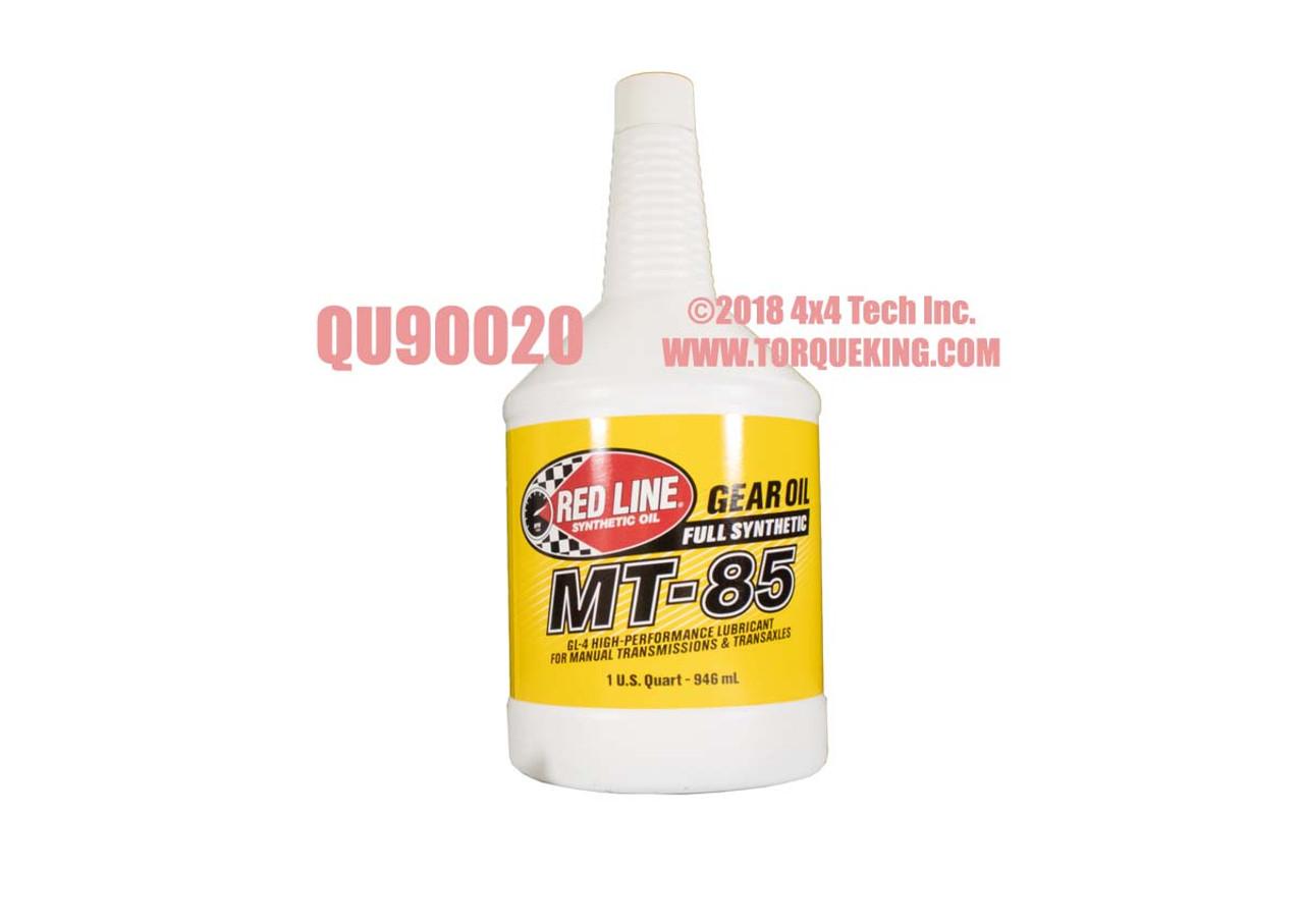 75w85w Nv4500 5 Speed Manual Transmission Oil Qu90020 2002 Dodge Ram 1500 Service By Redline 1 Quart