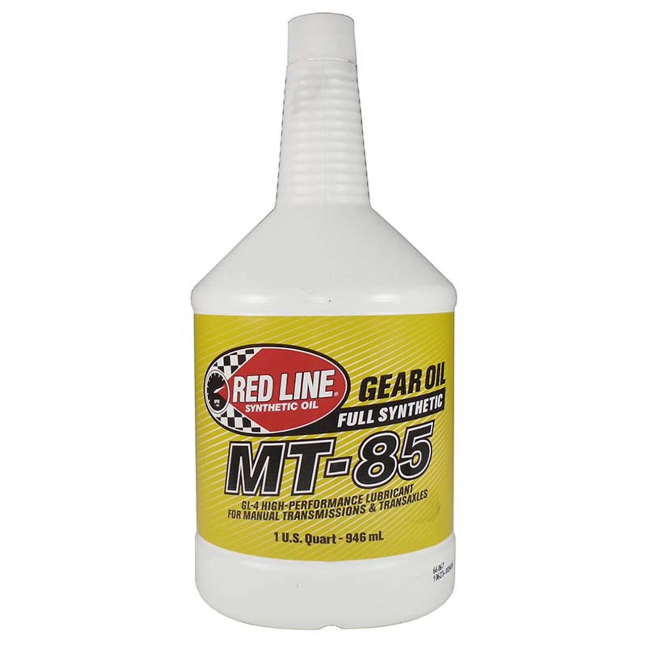 Red Line® MT-85 75w85 Manual Transmission & Transaxle Lubricant